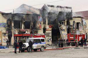 Έκρηξη βίας στην καρδιά της Τσετσενίας