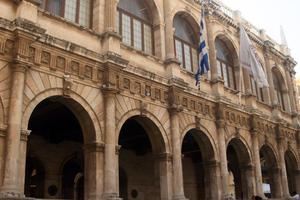 Συνεχίζεται η κατάληψη στο δημαρχείο Ηρακλείου για το Ρωμανό