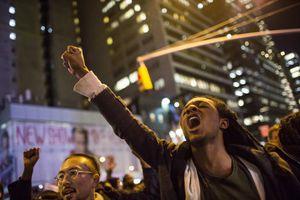 Τρίτη νύχτα διαδηλώσεων στη Νέα Υόρκη