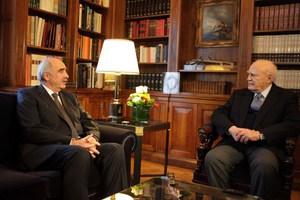 Μεϊμαράκης: Ας εκλέξουμε πρόεδρο και μετά μιλάμε για εκλογές