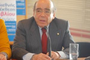 Αντιπρόεδρος της Ακαδημίας Αθηνών για το 2015 ο Θ. Βαλτινός