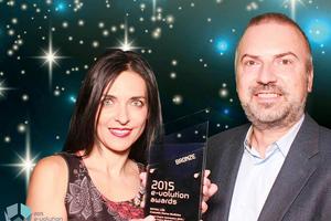 Το βραβείο e-volution στην Cosmetic Derma Medicine