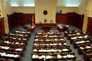 Αμετάβλητο το κοινοβουλευτικό τοπίο στα Σκόπια