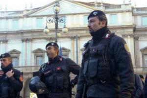 Τρεις τραυματίες στο Μιλάνο στην πρεμιέρα του θεάτρου «Άλλα Σκάλα»