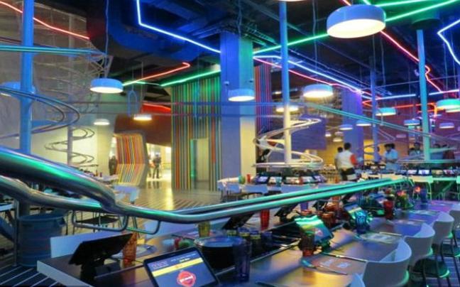 Το πιο hi tech εστιατόριο του κόσμου είναι στο Αμπού Ντάμπι! Και να το γιατί!