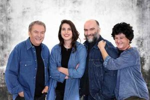 Μητσιάς, Στόκας, Βελεσιώτου, Βουλγαράκη στο Γυάλινο Μουσικό Θέατρο