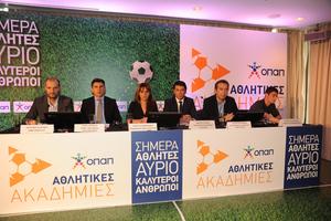 Πρόγραμμα στήριξης του ερασιτεχνικού ποδοσφαίρου