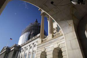 Εγκρίθηκε το αμερικανικό νομοσχέδιο περί δαπανών