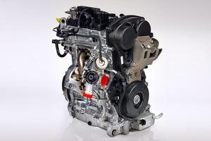 Η Volvo κατασκευάζει τρικύλινδρο κινητήρα βενζίνης