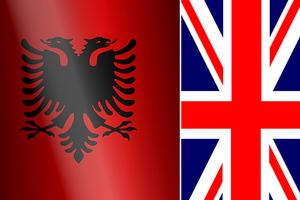 Εμβάθυνση της Αλβανοβρετανικής συνεργασίας στον τομέα της άμυνας