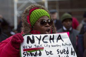 Διαδηλώσεις κατά της αστυνομικής βίας στην Αμερική