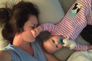 Ύπνος με το μωρό