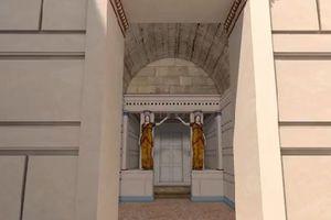 Ένα 3D ταξίδι στο μνημείο της Αμφίπολης