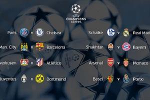 Ματσάρες έβγαλε η κλήρωση για το Champions League