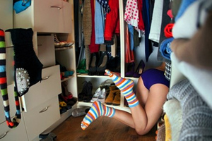 Πώς θα φύγει η μούχλα από τη ντουλάπα