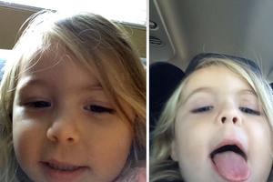 Έβγαλε 677 φωτογραφίες για την καλύτερη selfie