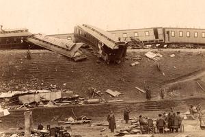 Τα πλέον πολύνεκρα σιδηροδρομικά δυστυχήματα