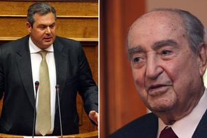 Συνάντηση με τον Κωνσταντίνο Μητσοτάκη θα έχει αύριο ο Καμμένος