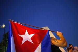 Αμερικανοί βουλευτές στην Κούβα