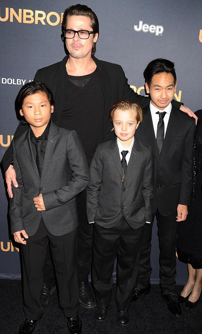Η απίθανη κόρη των Pitt-Jolie που θέλει να τη φωνάζουν John