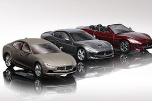 Ένας αιώνας Maserati