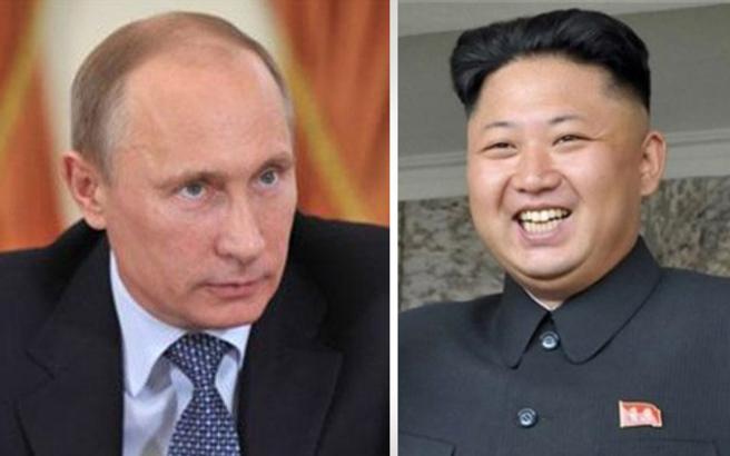 «Έκλεισε» το ραντεβού Κιμ Γιονγκ Ουν και Βλαντίμιρ Πούτιν