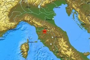Σεισμός 4,1 Ρίχτερ στη Φλωρεντία