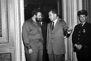 Το χρονικό της κόντρας ΗΠΑ-Κούβας μέσα από φωτογραφίες