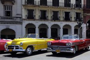 Δείτε τα ρετρό αυτοκίνητα της Κούβας