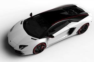 Ειδική έκδοση της Lamborghini Aventador