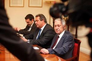 «Μπλόκο» στην πρόταση Σαμαρά από την αντιπολίτευση