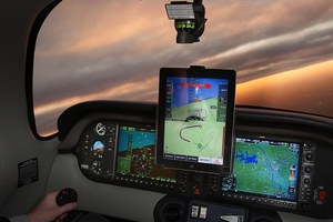 Προσγείωση αεροσκάφους με τη βοήθεια μιας εφαρμογής
