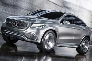 Νέο ηλεκτρικό coupe crossover από τη Mercedes