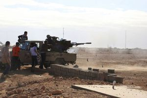 Εκατοντάδες οι νεκροί των μαχών στη Λιβύη