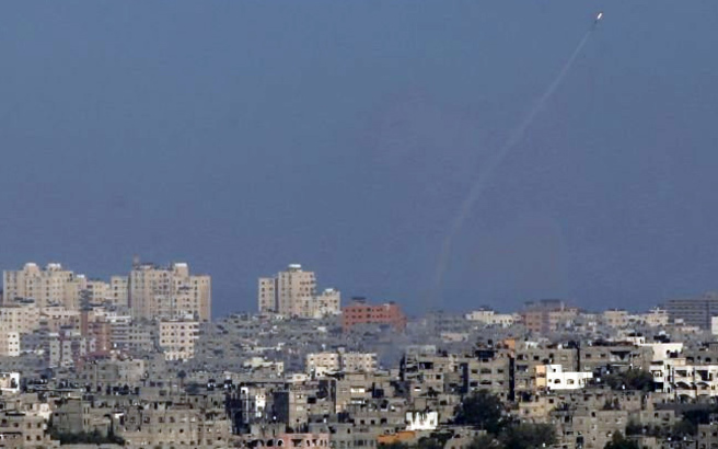 Αεροπορική επιδρομή με στόχο μέλη της Χαμάς στη Λωρίδα της Γάζας