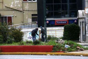 Ανάληψη ευθύνης για την έκρηξη σε τράπεζα στο Χαλάνδρι