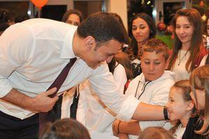 Δίπλα στα παιδιά η Ελληνική Αστυνομία