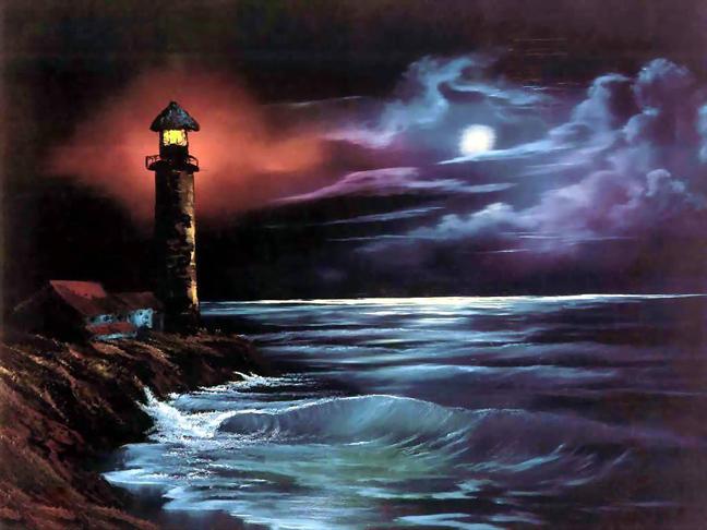 Μπομπ Ρος: Ο αγαπημένος ζωγράφος που δώριζε όλα τα έργα του σε φιλανθρωπικές οργανώσεις 7