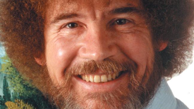 Μπομπ Ρος: Ο αγαπημένος ζωγράφος που δώριζε όλα τα έργα του σε φιλανθρωπικές οργανώσεις 4