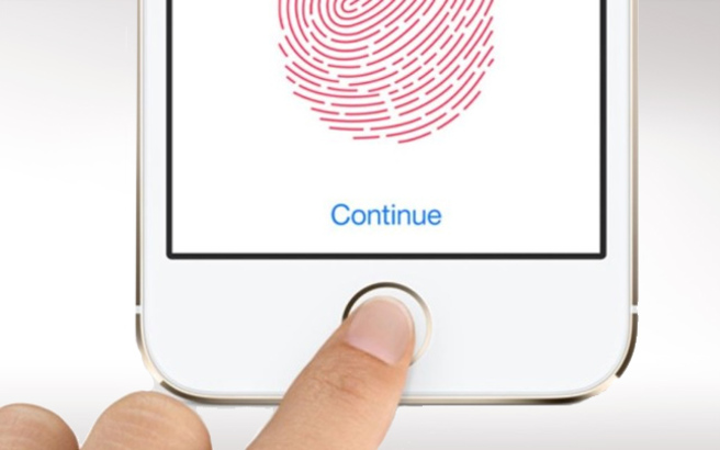 APPLE IPHONE TOUCH ID