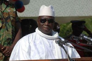 Απόπειρα πραξικοπήματος στην Γκάμπια