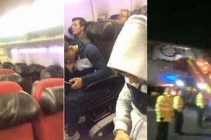Βίντεο εντός του αεροσκάφους της Virgin λίγο πριν την αναγκαστική προσγείωση
