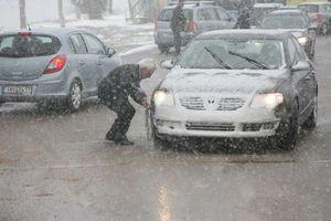 Προβλήματα στο οδικό δίκτυο στη βόρεια Ελλάδα