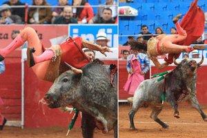 Η γυναίκα ταυρομάχος και η μάχη της με τον ταύρο