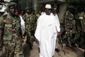 Οι ΗΠΑ αρνούνται οποιαδήποτε εμπλοκή στην απόπειρα πραξικοπήματος στην Γκάμπια