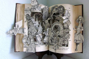 Τα καλύτερα γλυπτά από βιβλία
