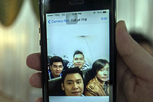 Η χαρούμενη selfie επιβατών της Air Asia πριν την τραγική μοίρα