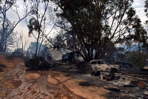Φονικές πυρκαγιές κατακαίνε την ανατολική Αυστραλία