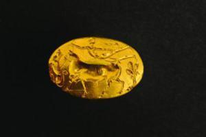 Το «δαχτυλίδι του Θησέα» στο Αρχαιολογικό Μουσείο