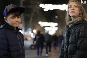 Παιδικά χαστούκια ενάντια στη βία